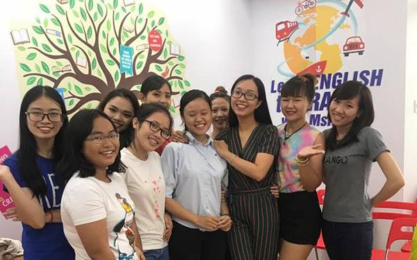 C91 - Tôi hào hứng với những buổi học Anh văn tại Ms Hoa