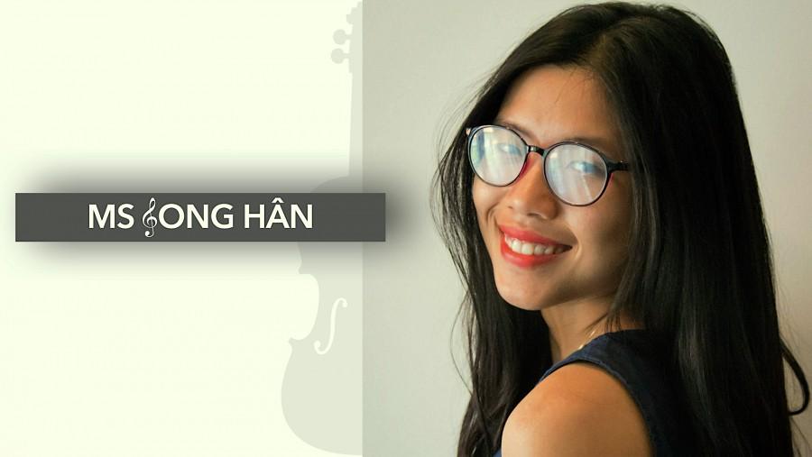 Ms Song Hân - Energetic Messenger