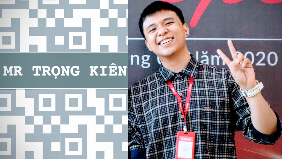 Mr Trọng Kiên - As long as you persevere and endure, you can get anything you want