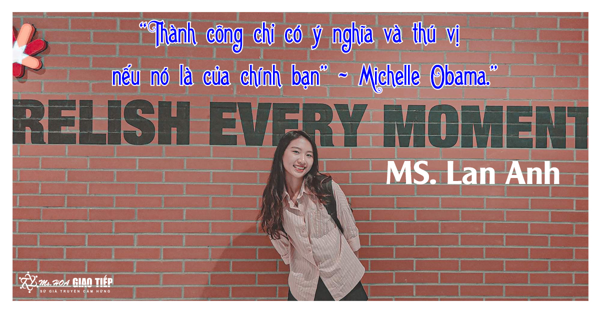 Ms. Lan Anh - Inspirational Messengers