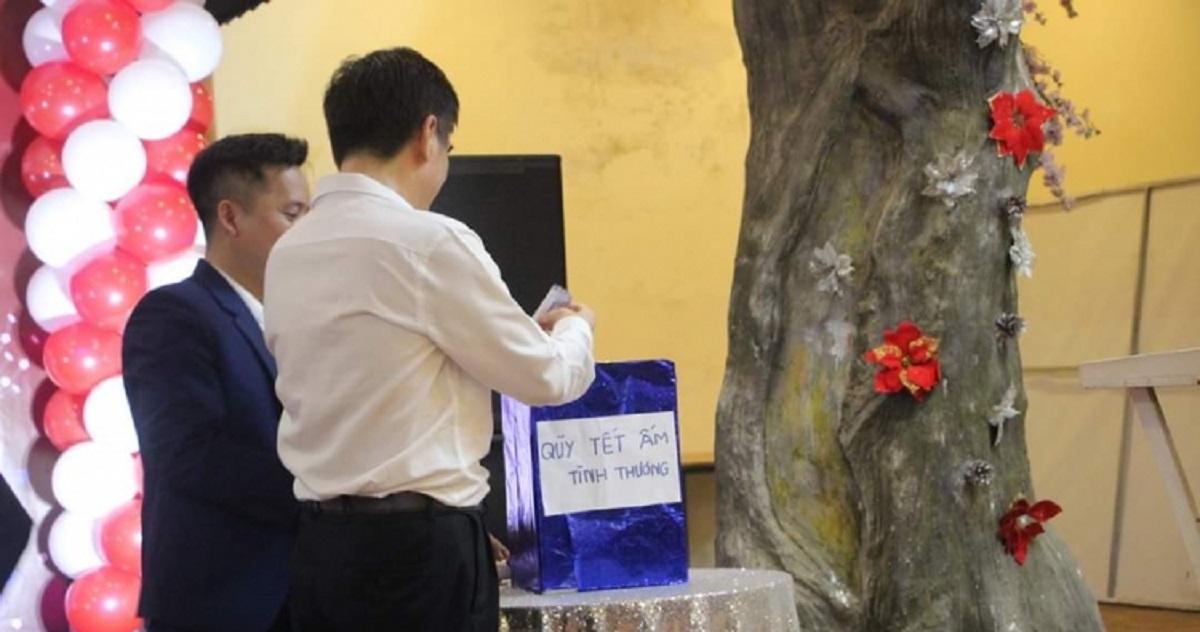 """[Người tiêu dùng] Công ty IMAP Việt Nam tài trợ chương trình """"Tết ấm tình thương"""""""