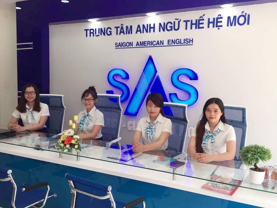 trung tâm tiếng anh giao tiêp Saigon American English
