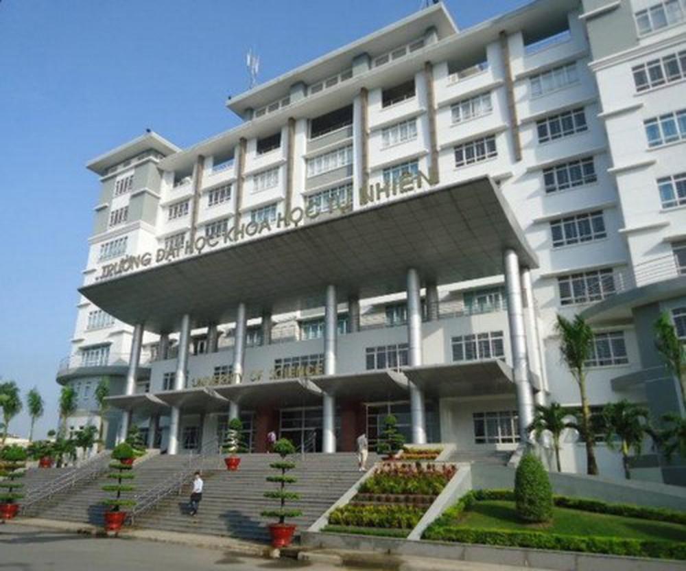 Đại học Khoa học Tự Nhiên, ĐHQG Hồ Chí Minh