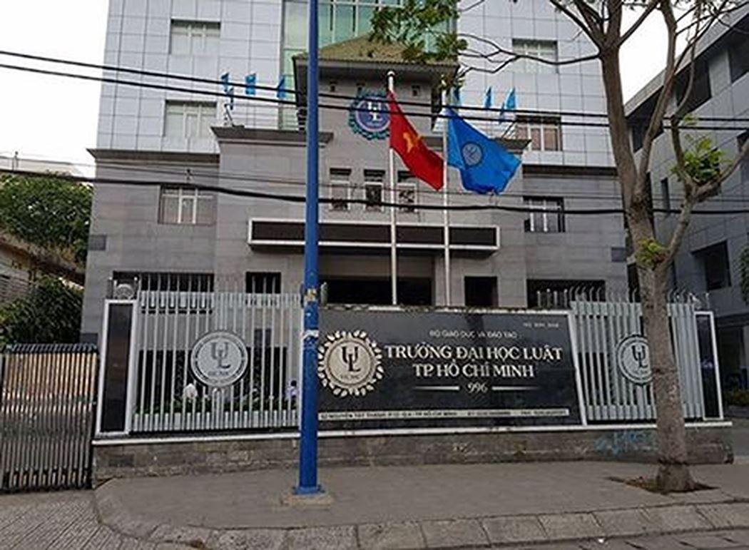 Đại học Luật TP.HCM