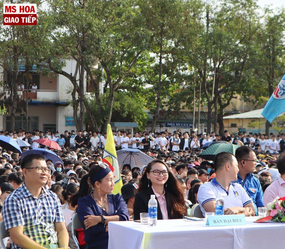 Hơn 3000 sinh viên Đại học Bách Khoa - Đại học Đà Nẵng trong buổi lễ
