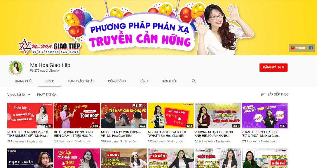 Image result for Học tiếng Anh qua các video youtube