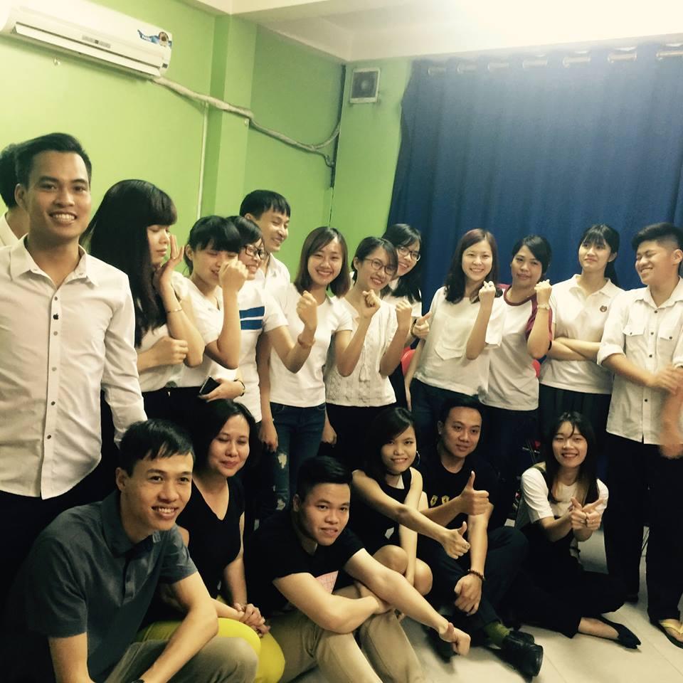 Học tiếng Anh giao tiếp ở Hà Nội
