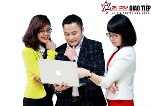 Học tiếng Anh giao tiếp cấp tốc với Trung tâm Ms Hoa Giao tiếp