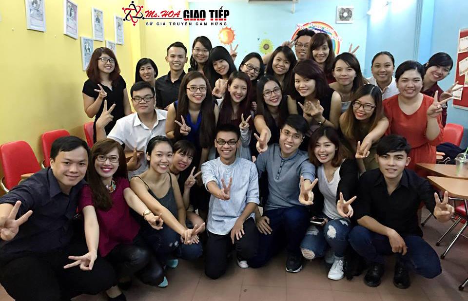 Tham gia nhóm học tiếng Anh giao tiếp cấp tốc nâng cao trình độ